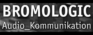 Logo BROMOLOGIC Audio Kommunikation