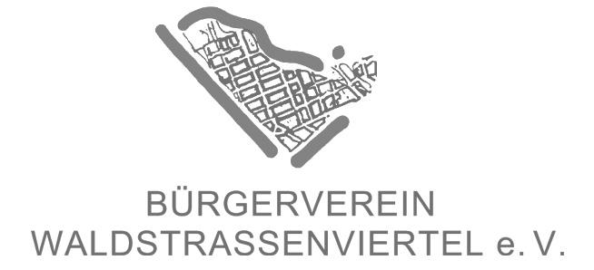 Logo Bürgerverein Waldstraßenviertel e. V.
