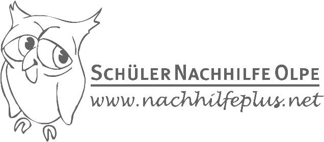 Logo Schüler Nachhilfe Olpe