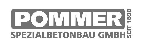 Logo Pommer Spezialbetonbau Reichelt