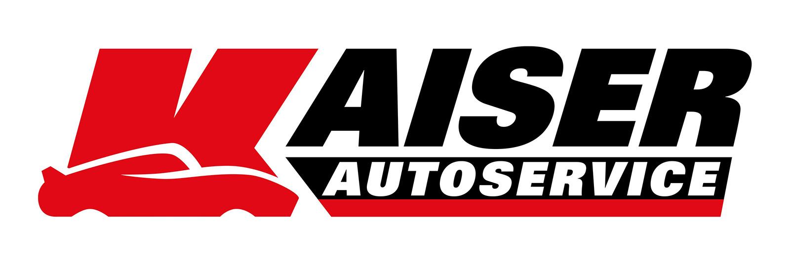 Logoentwicklung Autoservice Kaiser Leipzig