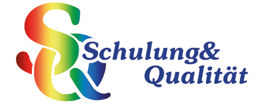 Logo Schulung & Qualität