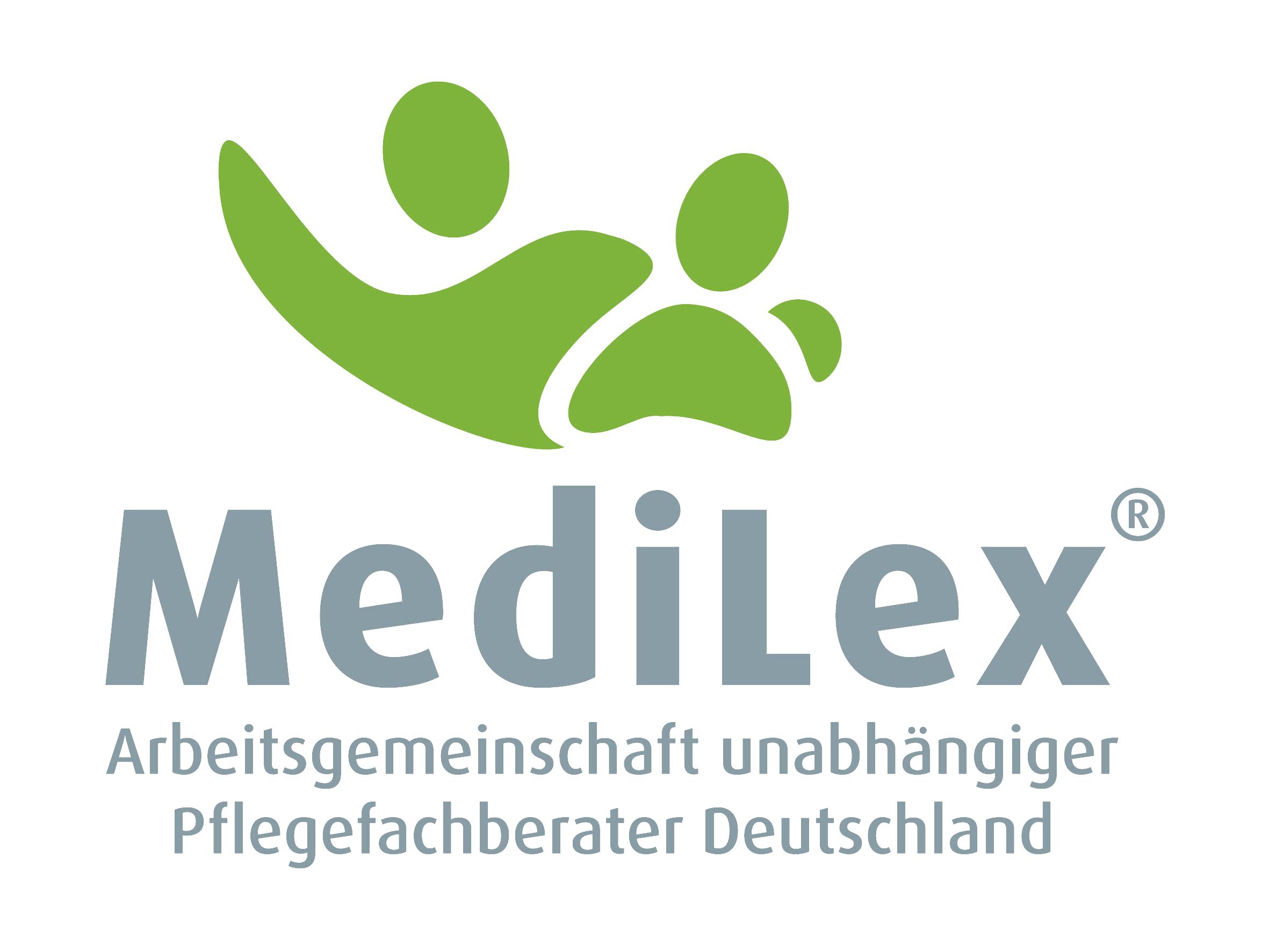 Markennamenentwicklung und -gestaltung MEDILEX