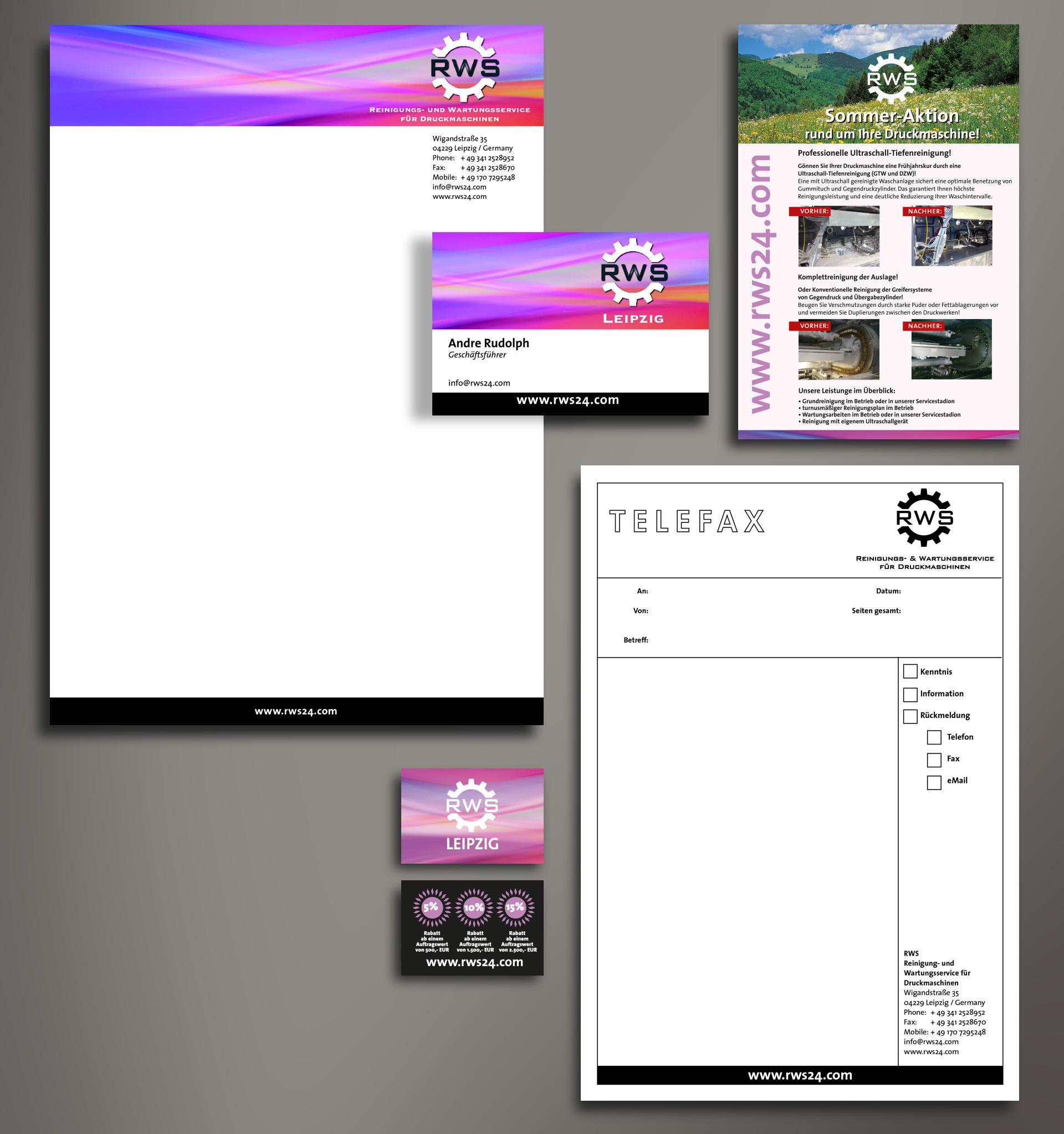 RWS Corporate Design