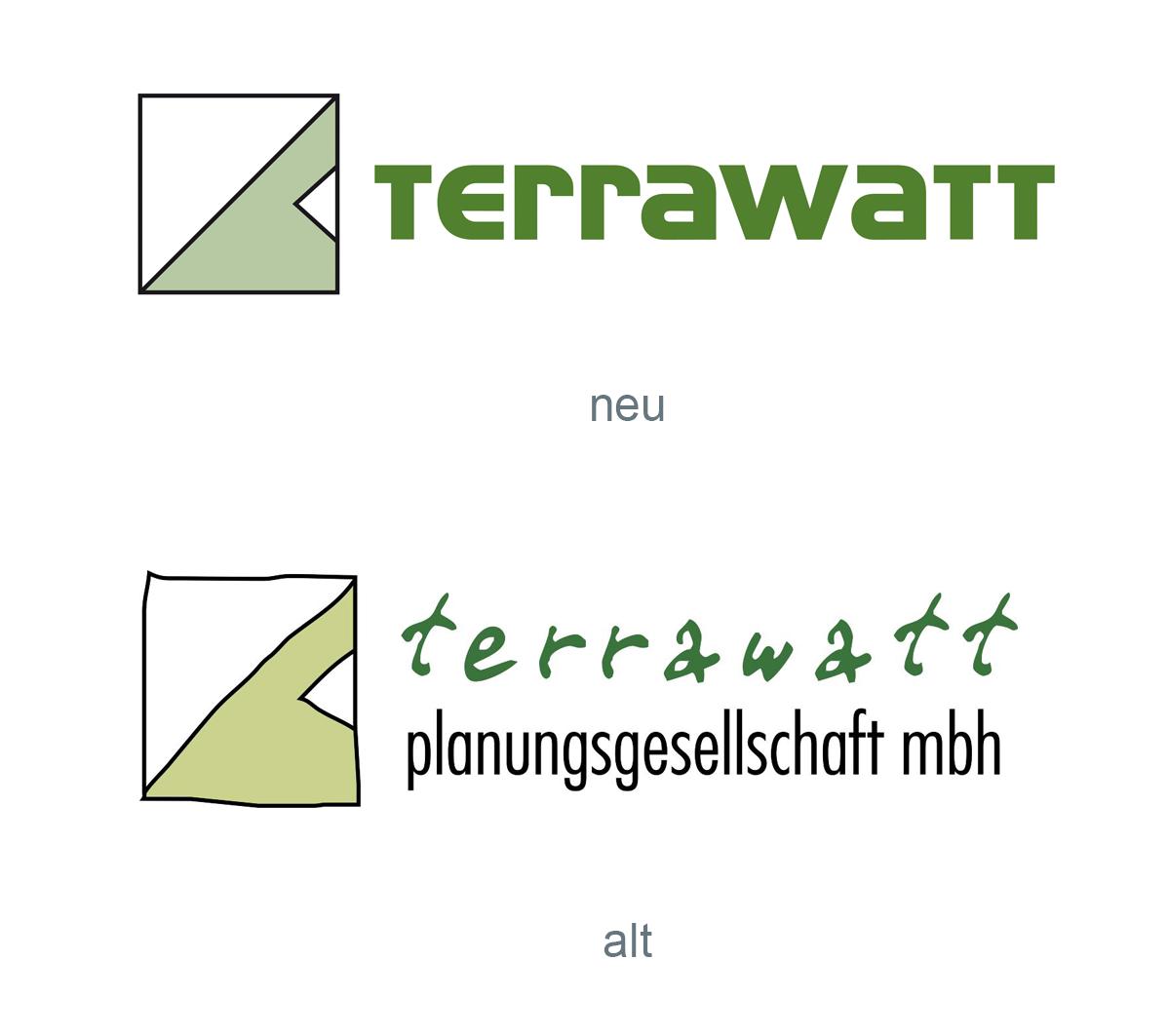 Logo Relaunch Terrawatt