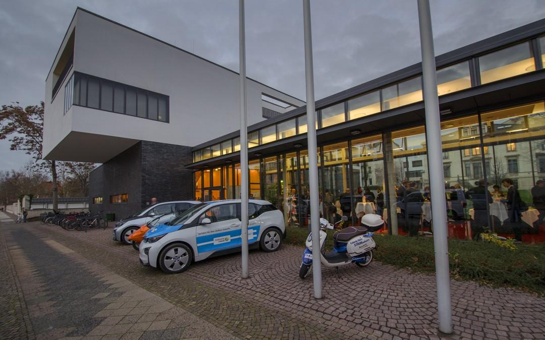 Fotoreportage einer Kundenveranstaltung: Leipzig – Auf dem richtigen Kurs?