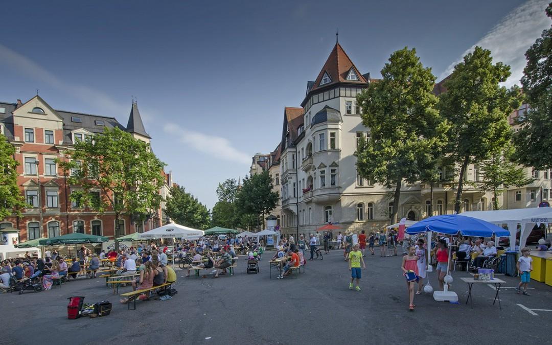 23. Großes Funkenburgfest im Waldstraßenviertel